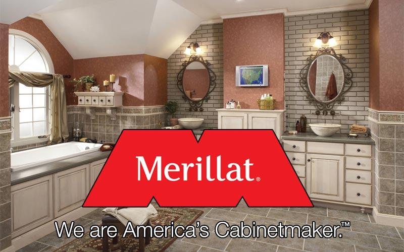 Merillat Custom Cabinets