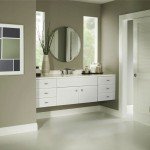 Bertch Prism White Cabinets