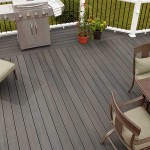 Fiberon Deck Earl Grey Decking