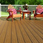 Fiberon Deck Goodlife Villa Horizon White