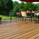 Fiberon Deck Paramount Brownstone Horizon Darkwalnut