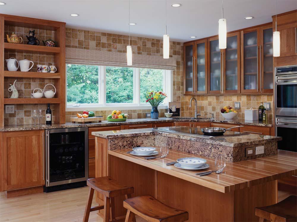 Kitchen Design Gallery - Seiffert Building Supplies