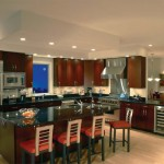 Bertch Solitaire Mahogany Cabinets