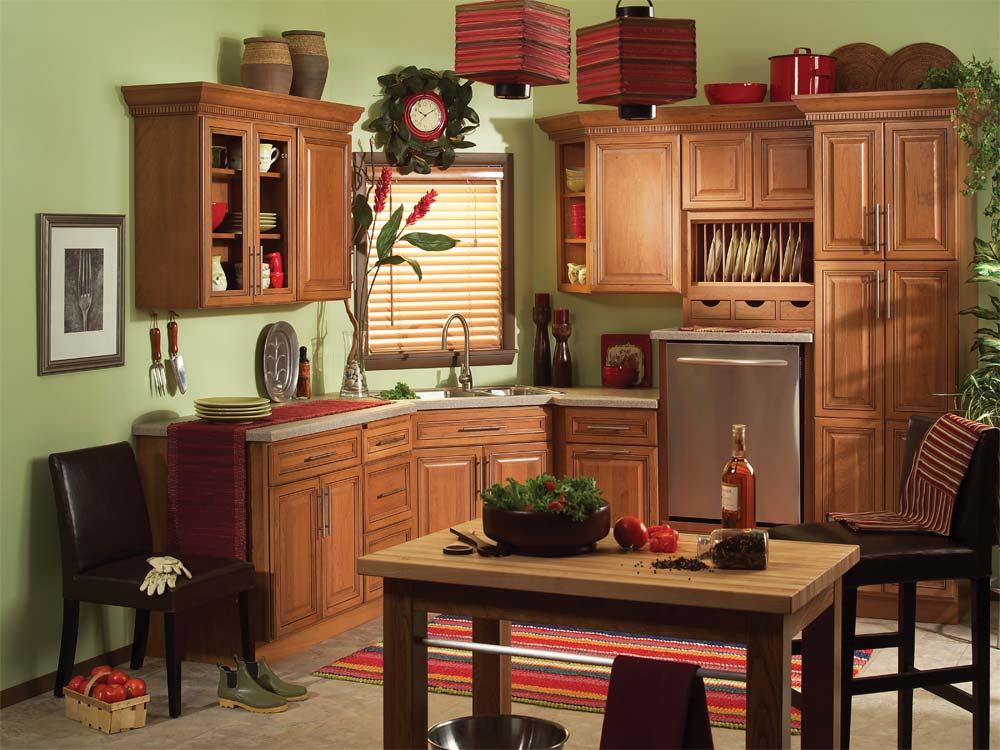 Bertch Villager Rustic Alder Cabinets · Bertch StThomas Cherry Tundra  Cabinets ...