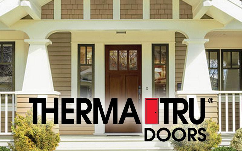 Thermatru Doors Seiffert Building Supplies