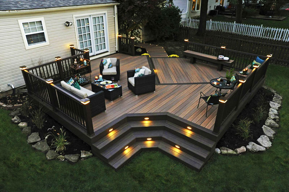 Deck Design Gallery - Seiffert Decking Products