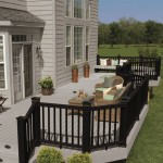 TimberTech ReliaBoard Gray Decking