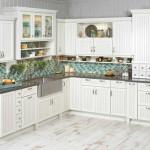Merillat Classic Avenue Maple Chiffon Cabinets
