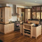 Merillat Classic Avenue Maple Natural Cabinets