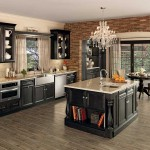 Merillat Classic Bayville Maple Dusk Kitchen Cabinets