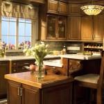 Merillat Classic LaBelle Cherry Cider Java Glaze Cabinets