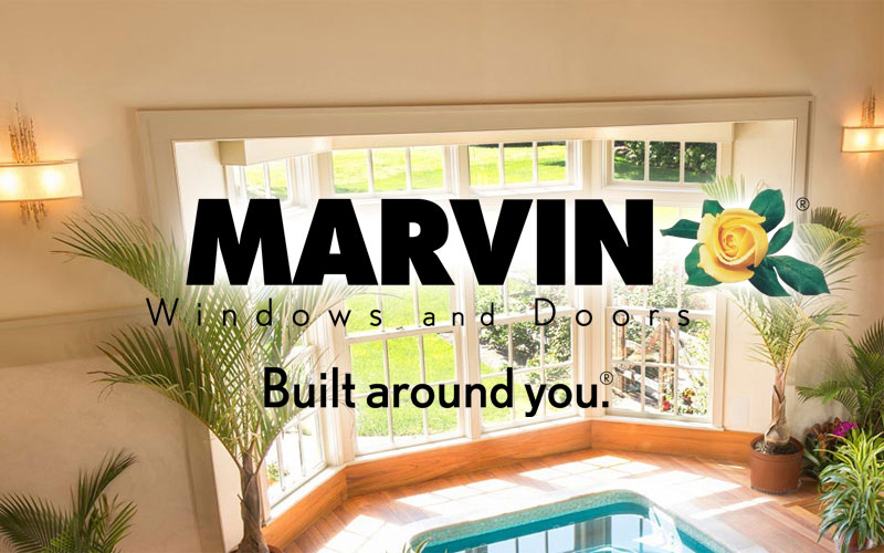 Marvin Windows Rose
