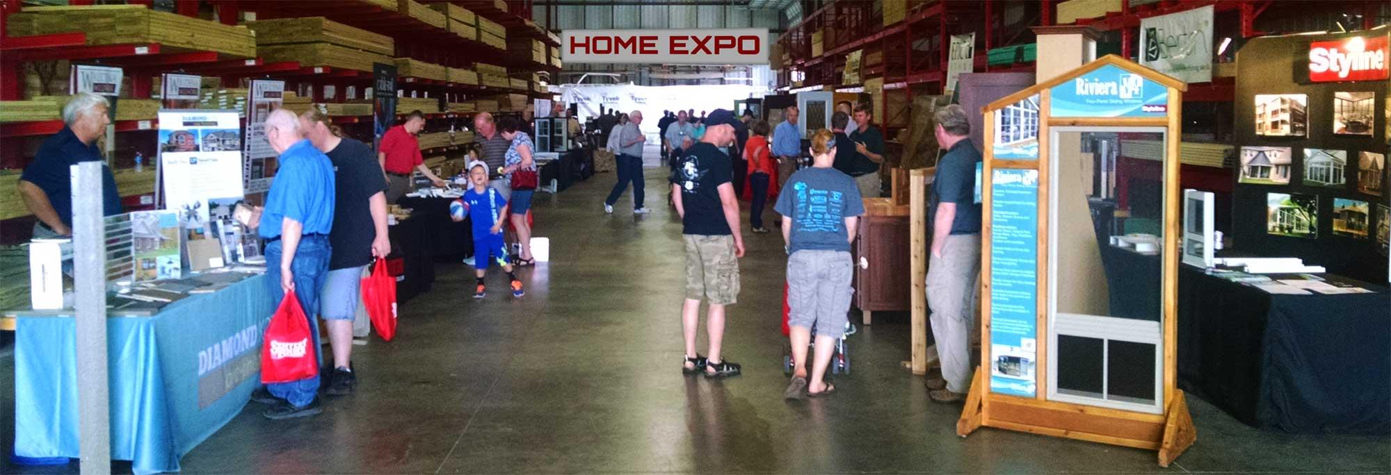 Home Expo Main