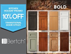 Bertch November Cabinet Sale