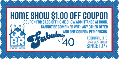 Home Show Coupon 2017