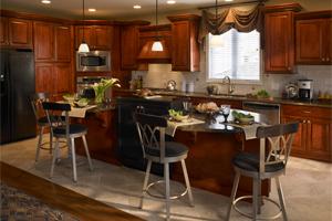 Kitchen Layout Design 2