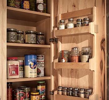 Merillat Cabinet Spice Rack