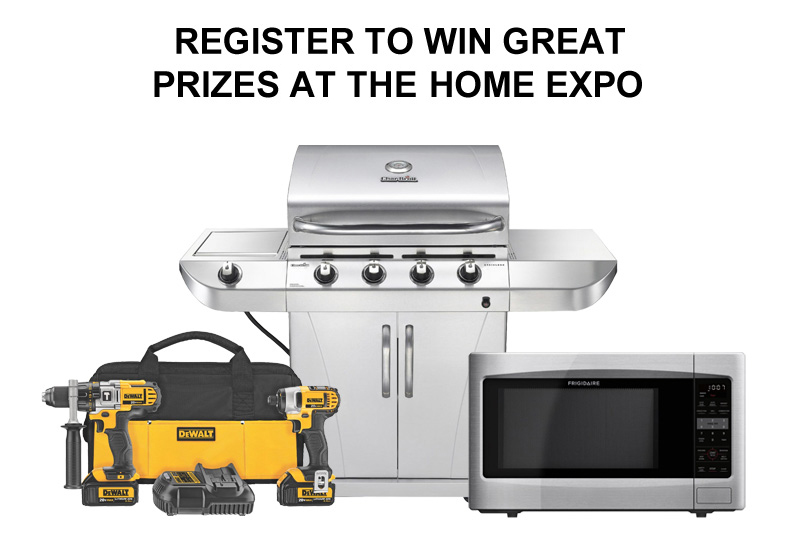 Home Expo Prizes