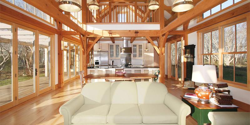 Open Floor Plan Home Design