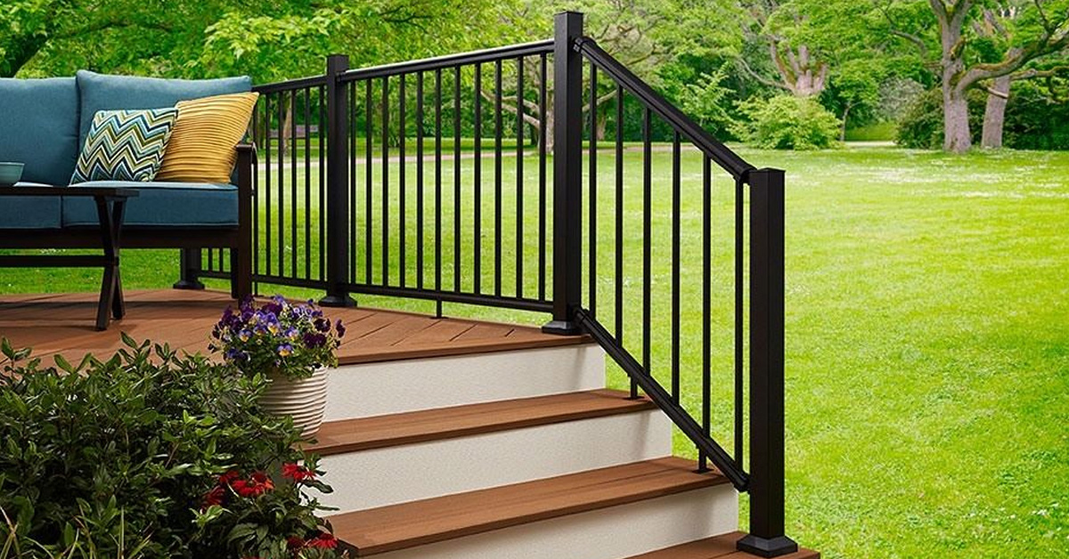 Choosing Deck Railings