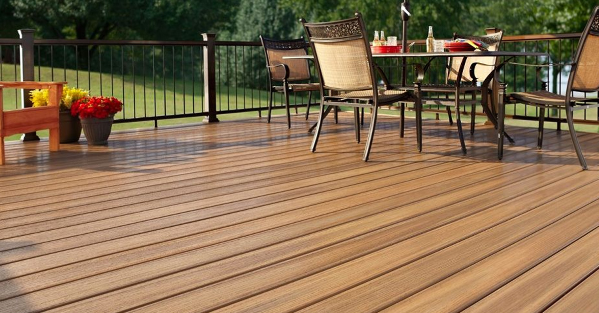 Composite Decking Value