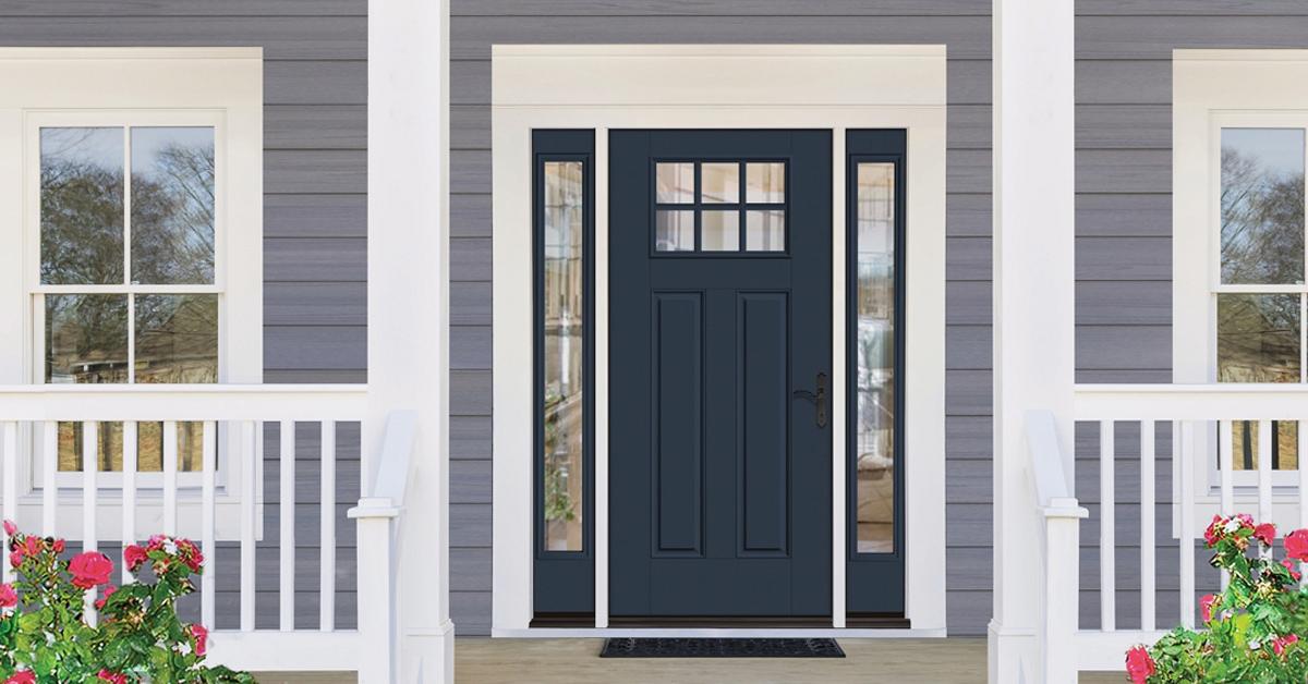 Secure Entry Doors