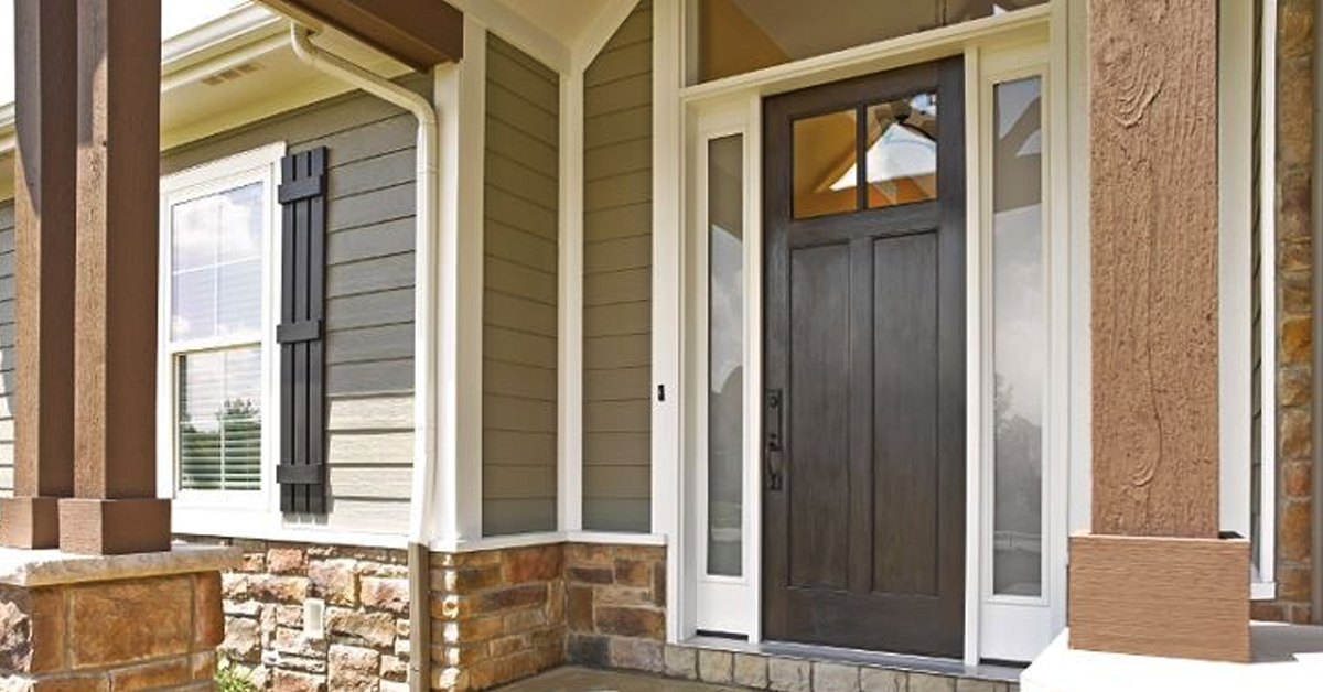 Energy Saving Doors